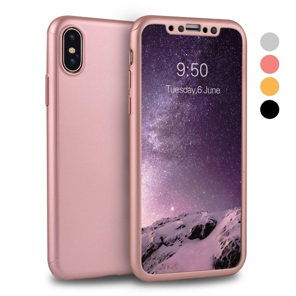 iphone xs full body case